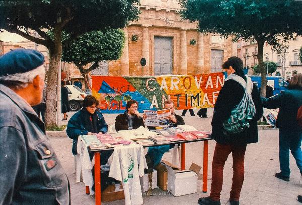 Carovana Antimafia 1997 Arci Gela
