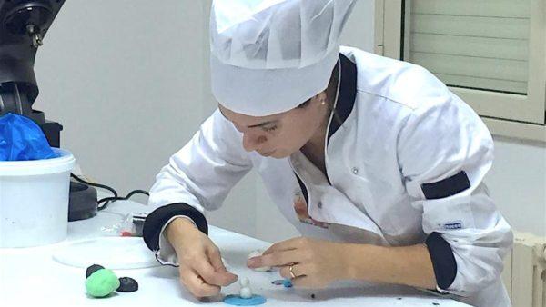 Milena Scudera corso Cucina - Circolo Arci Gela